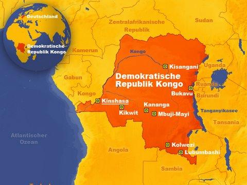 Rép. Dem. du Congo